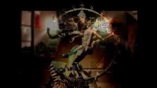 Gambar cover Bharatanatyam practice. Anandini Dasi.  Rasamrit Natya Yoga