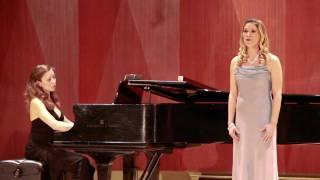 Robert Schumann - Liederkreis, op.39: Mondnacht