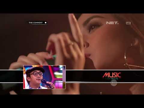 Ashilla Zahrantiara Bisa Melewati Challenge Karaoke dengan Mulus (3/4)