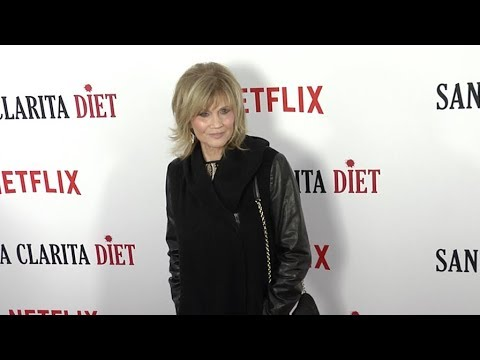 Markie Post at Netflix's Santa Clarita Diet Season 2 Premiere Red Carpet