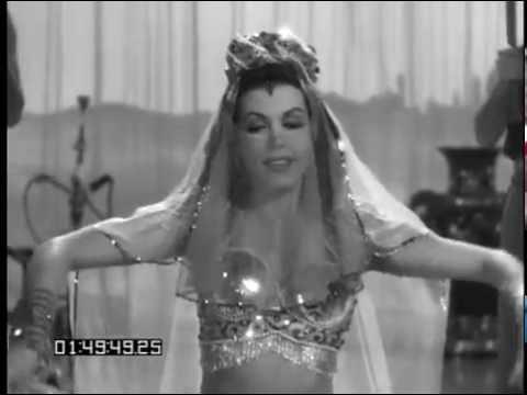 Ann Miller--Streamlined Sheik, 1944