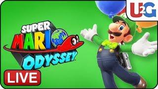 🔴 Playing Balloon World (!odyssey, !odysseyq) - Super Mario Odyssey U2G Stream