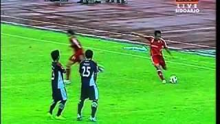 Deltras FC vs Arema Indonesia   DeltrasFC