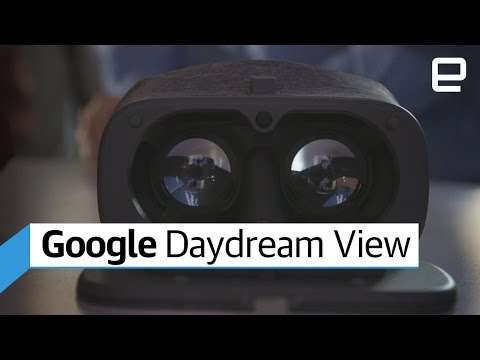 Google Daydream View: Hands-On