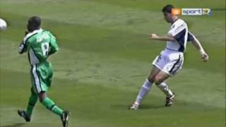 Spain vs Nigeria WC 1998