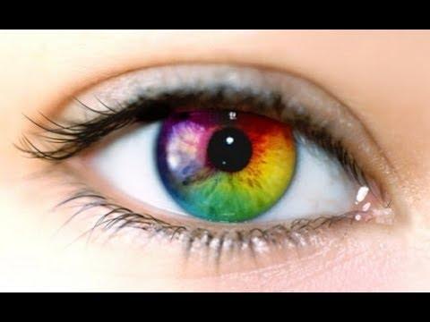 Adobe Photoshop CS6 - [How To] [Change Eye Color] [Tutorial]