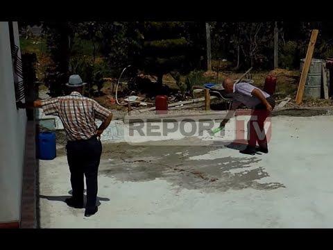 Report TV - Bathore,i merr armën babait polic dhe e vret, plagos nënën