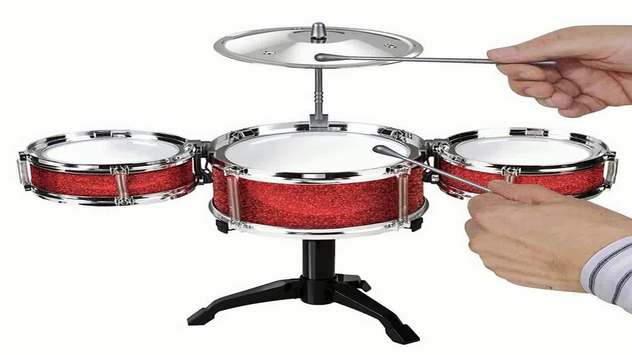 Westminster Desktop Drum Set Random Color Youtube