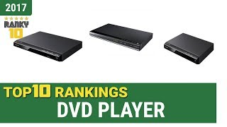 Best DVD Player Top 10 Rankings, Review 2017 & Buying Guide
