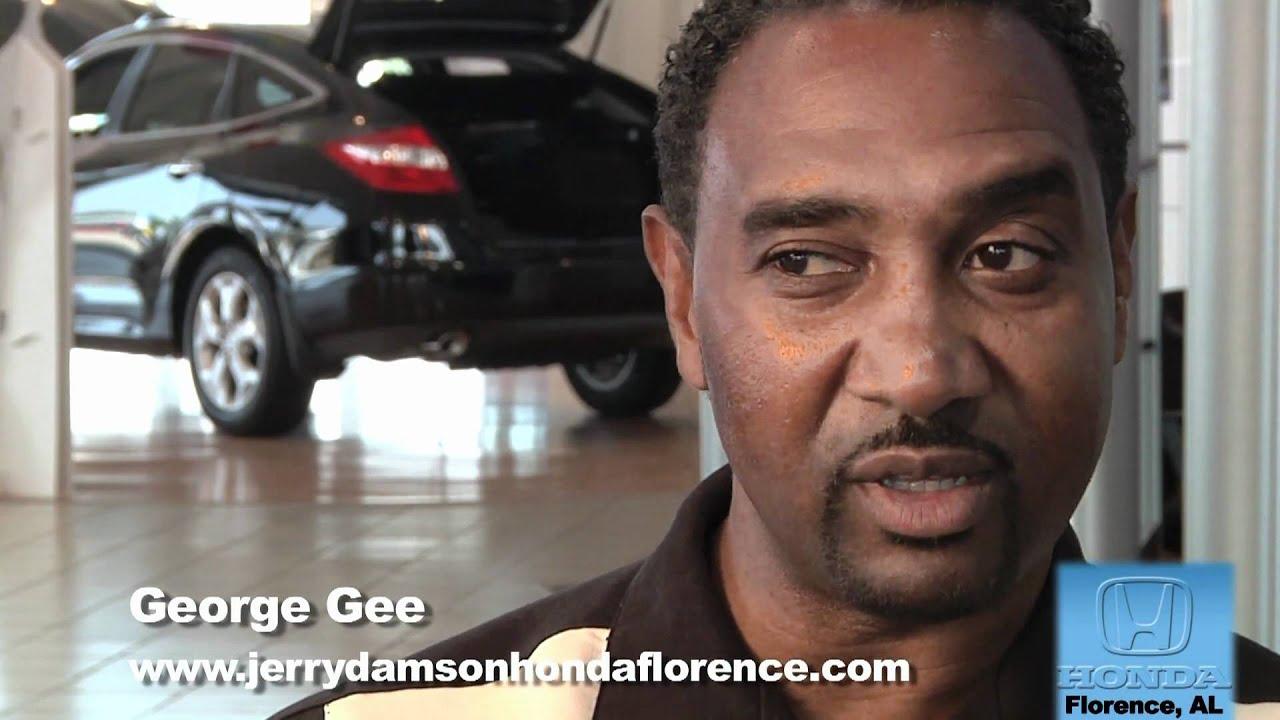 Jerry Damson Honda Florence GG Pilot 2