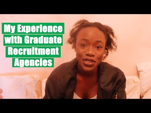 Mimi ep.3 - My Experience with Graduate Recruitment Agencies | The Great Grad Job Hunt