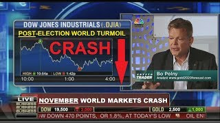 WORLD NOVEMBER FINANCIAL CRASH!  (Bo Polny)