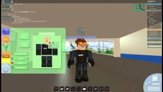 Codes for the Full SWAT Set and Police Set on ROBLOX neighborhood of robloxia