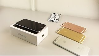 Китайская копия iPhone 6s с рабочим Touch ID. Точная копия айфона 6s mtk6582