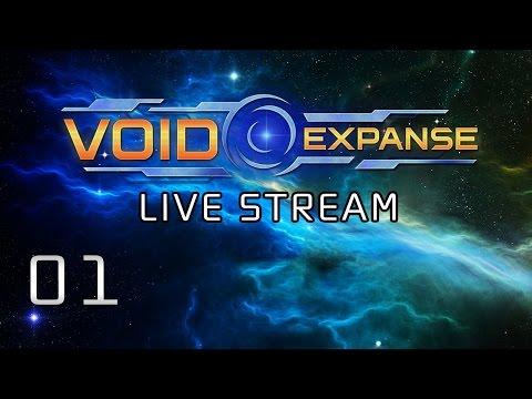 VoidExpanse - По следам космических рейнджеров...