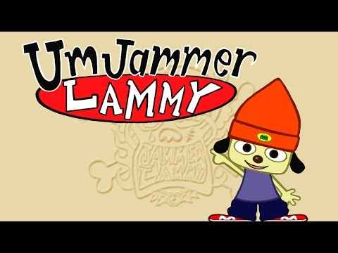 Um Jammer Lammy - All Parappa's Songs + HQ Cutscenes (1080p Gameplay)