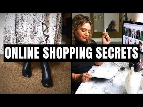 How To Shop Online For Plus Size Clothes