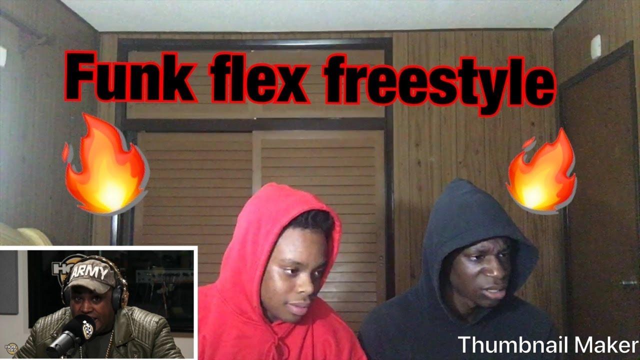 FIRST official Video: Funk flex freestyle oun p