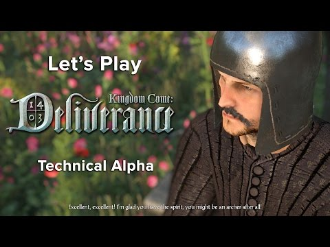 Kingdom Come: Deliverance - Let's Play the Technical Alpha - Eurogamer