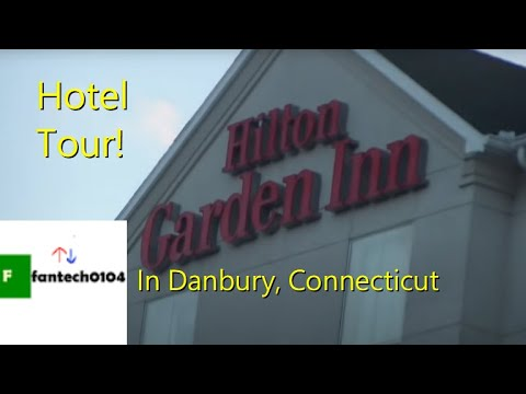 Full Hotel Tour: Hilton Garden Inn - Danbury, Connecticut