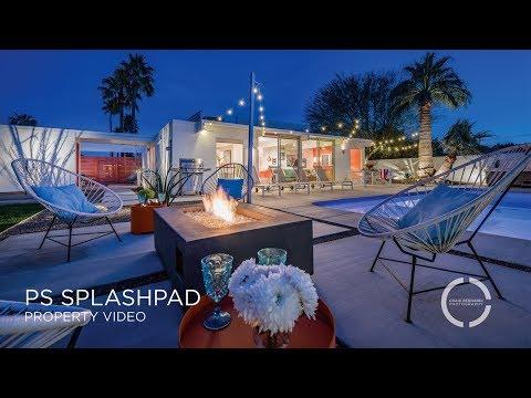 PS Splashpad - RELAX Palm Springs