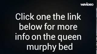 Adjustable Queen Murphy Bed