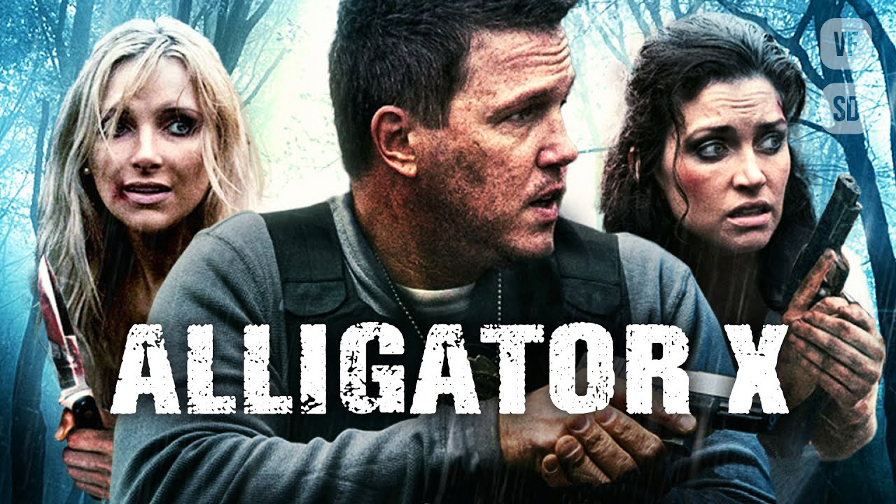 Download L'alligator X, le T-Rex de l'océan 🐊 - Film Complet en Français (Action, Aventure) 2014