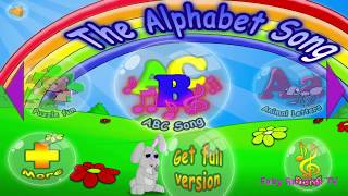 ABC Song Alphabet Kids Learning Game Tabtale - Learn Shapes &  Colors for Kids, Toddlers, Babies