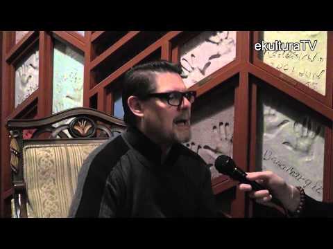 Tolkien Nap 2014 - Ted Nasmith interjú - ekulturaTV