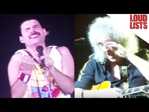 10 Emotional + Tearful Onstage Moments