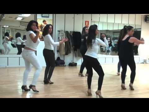 Enrique Iglesias Feat Romeo Santos  Loco Pole Bachata Dance