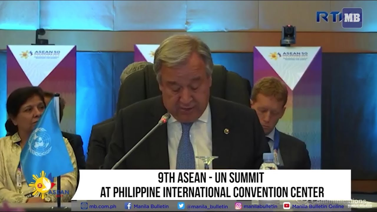 9th ASEAN - UN Summit