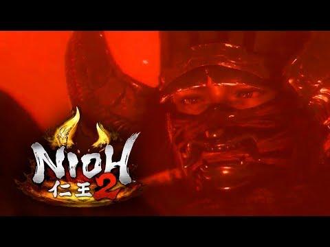 Nioh 2 - PlayStation 4 Closed Alpha Gameplay Trailer