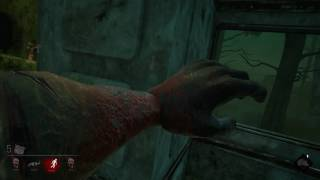 Dead by Daylight] 공포 멀티생존 게임 1화- 덫 살인마 플레이