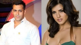 Sunny Leone Wants To Work With Salman Khan !