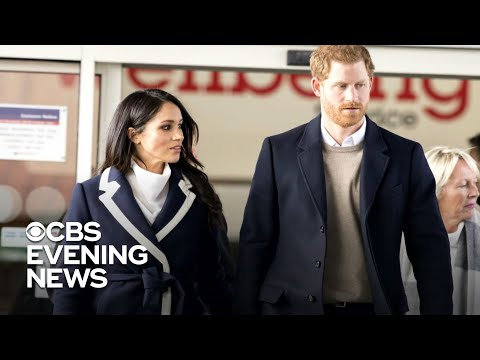 Prince Harry and wife Meghan to begin new life in British Columbia
