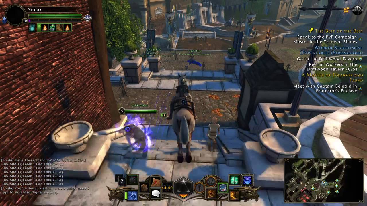 Neverwinter Ps4
