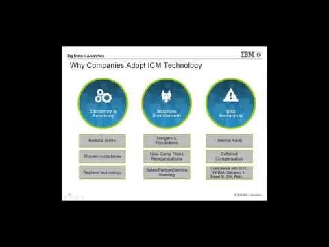 IBM Sales Performance Management & Incentive Compensation Management