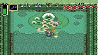 The Legend of Zelda: A Link to the Past 100% Walkthrough Part 10 - Misery Mire