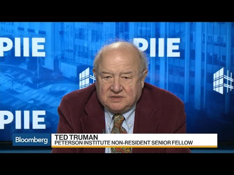 Capital Flight Pressures China's Reserve Position, Says Truman