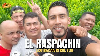 EL RASPACHIN - LOS BACANES DEL SUR - Cocaina colombiana