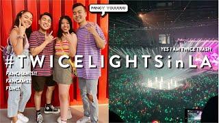 190717 TWICE (트와이스) TWICELIGHTS IN LA (concert vlog)!! ♪ Video