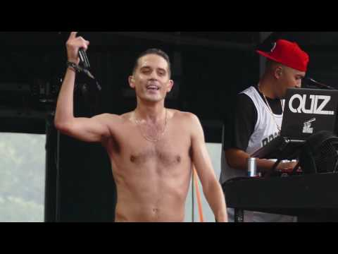 G-Eazy - Me, Myself & I - Live at Lollapalooza 2016 Chicago