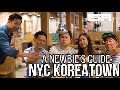 NYC K-TOWN: An Adoptees Guide! - ASIANISH Ep. 4