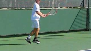 Andy Murray - Backhands in Slow Motion