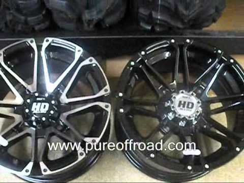 Sti 0 60 >> STI HD3 ATV Wheels - YouTube