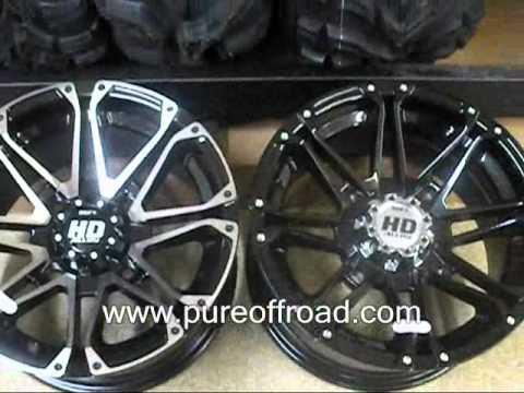 Sti Hd3 Atv Wheels