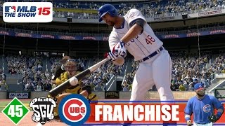 MLB 15: The Show (PS4) Chicago Cubs Franchise - EP45
