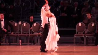 2012 Ohio Star Ball - Artem Plakhotnyi & Inna Berlizyeva - International Standard Show Dance
