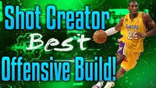 best offensive build cant miss most overpowered grand badge shot creator green lights
